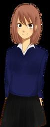School Girl by Eunbinlee