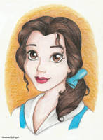 Belle by AnastasiaRedApple