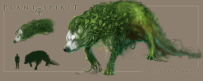 The Plant Spirit