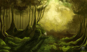 Alikened to the Forest by AlectorFencer