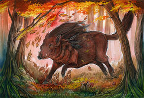 Autumn Joy by AlectorFencer