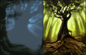 Moar Forest Quickies