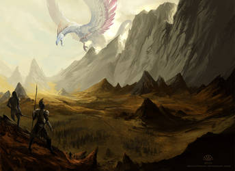Valley of the Brood Mother by AlectorFencer