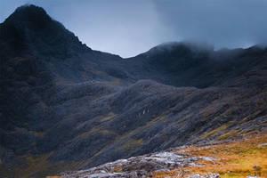 Sgurr nan Gillean by AlectorFencer