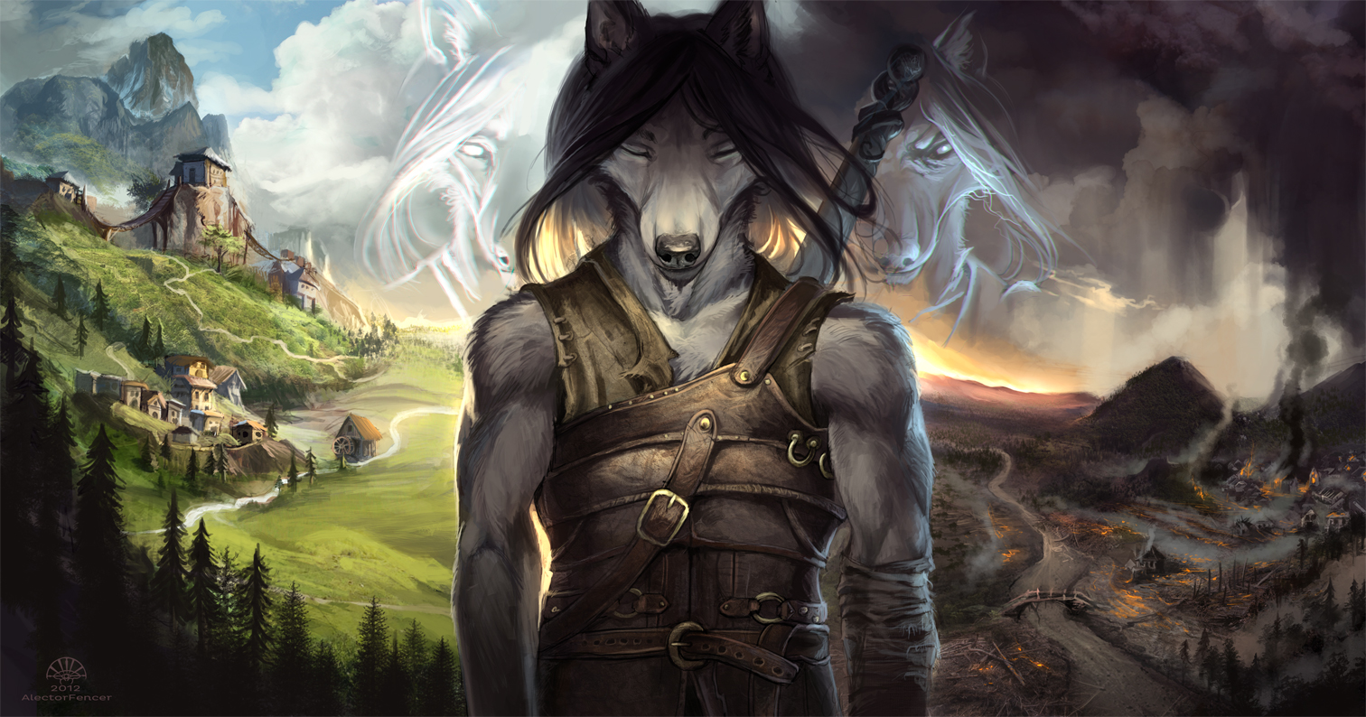 Rite of Vengeance by AlectorFencer