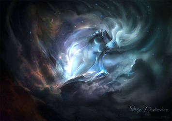 My Starry Destination by AlectorFencer