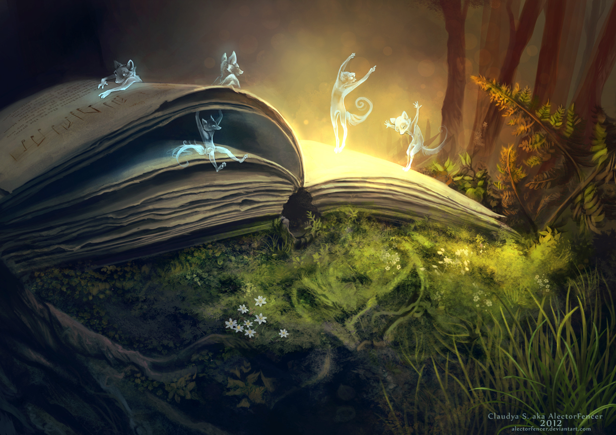 the fantasy story Have you ever wanted to write a fantasy novel writing a story can be a  challenge, especially fantasy to create a rich, vibrant fantasy story,.