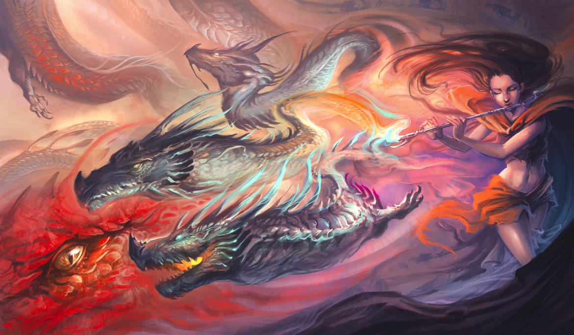Wind of Legends by AlectorFencer
