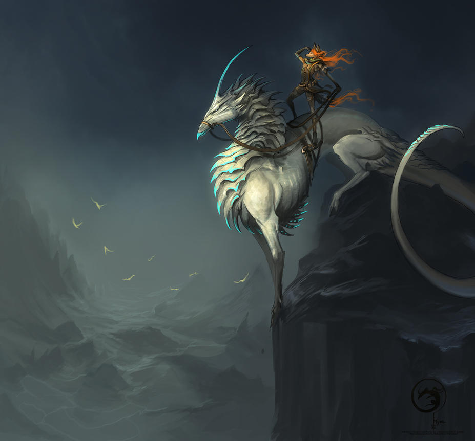Vantage Point by AlectorFencer