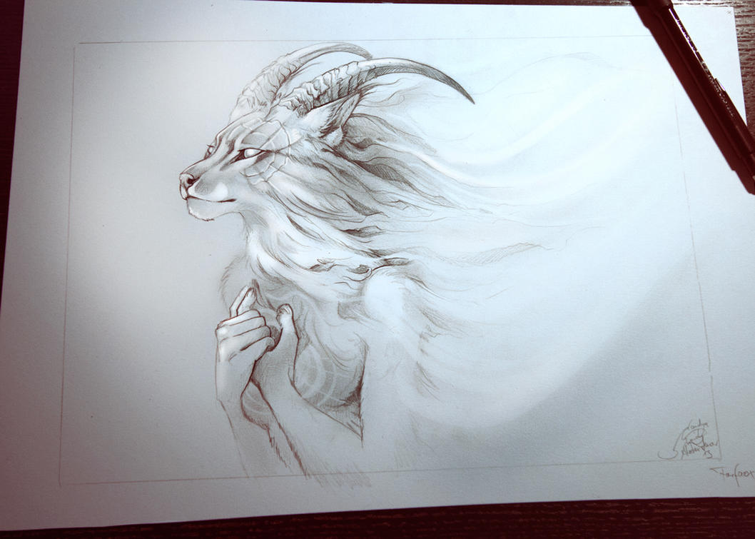 Jenari by AlectorFencer