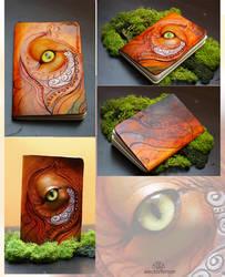 Fox Book by AlectorFencer