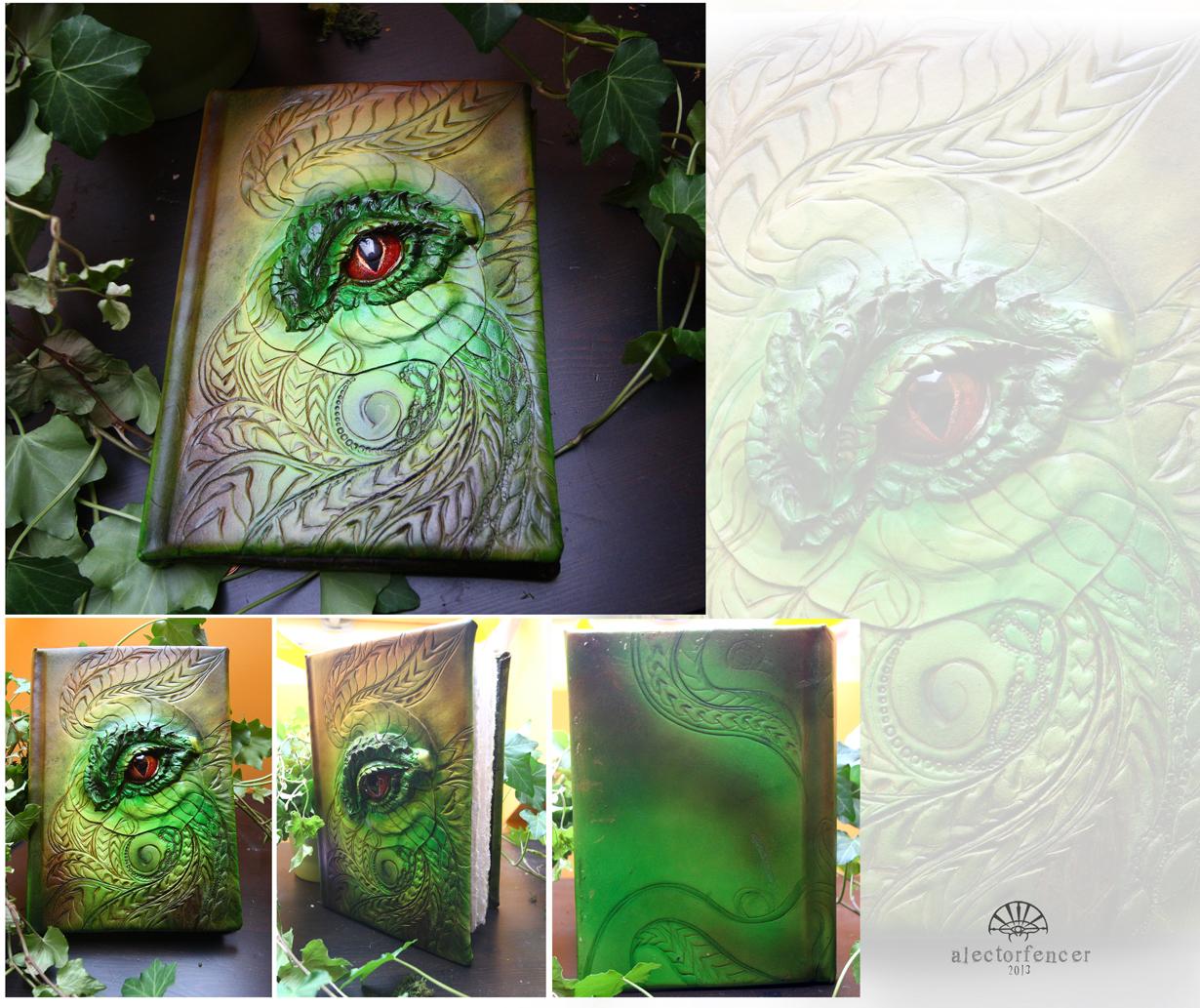 Dragon Book by AlectorFencer