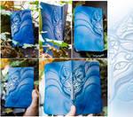 Wind Spirit Leather Book