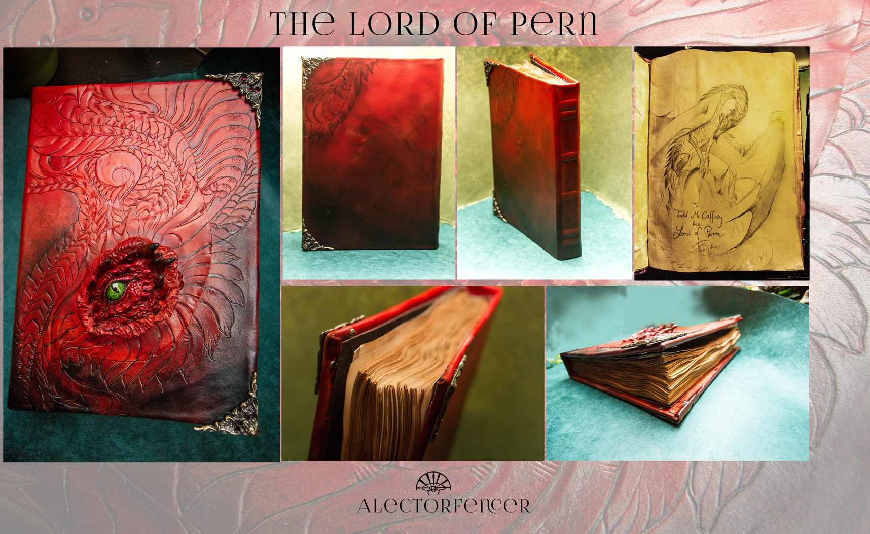 The Lord of Pern - Book by AlectorFencer