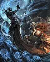 DIABLO III - His Roar by AlectorFencer