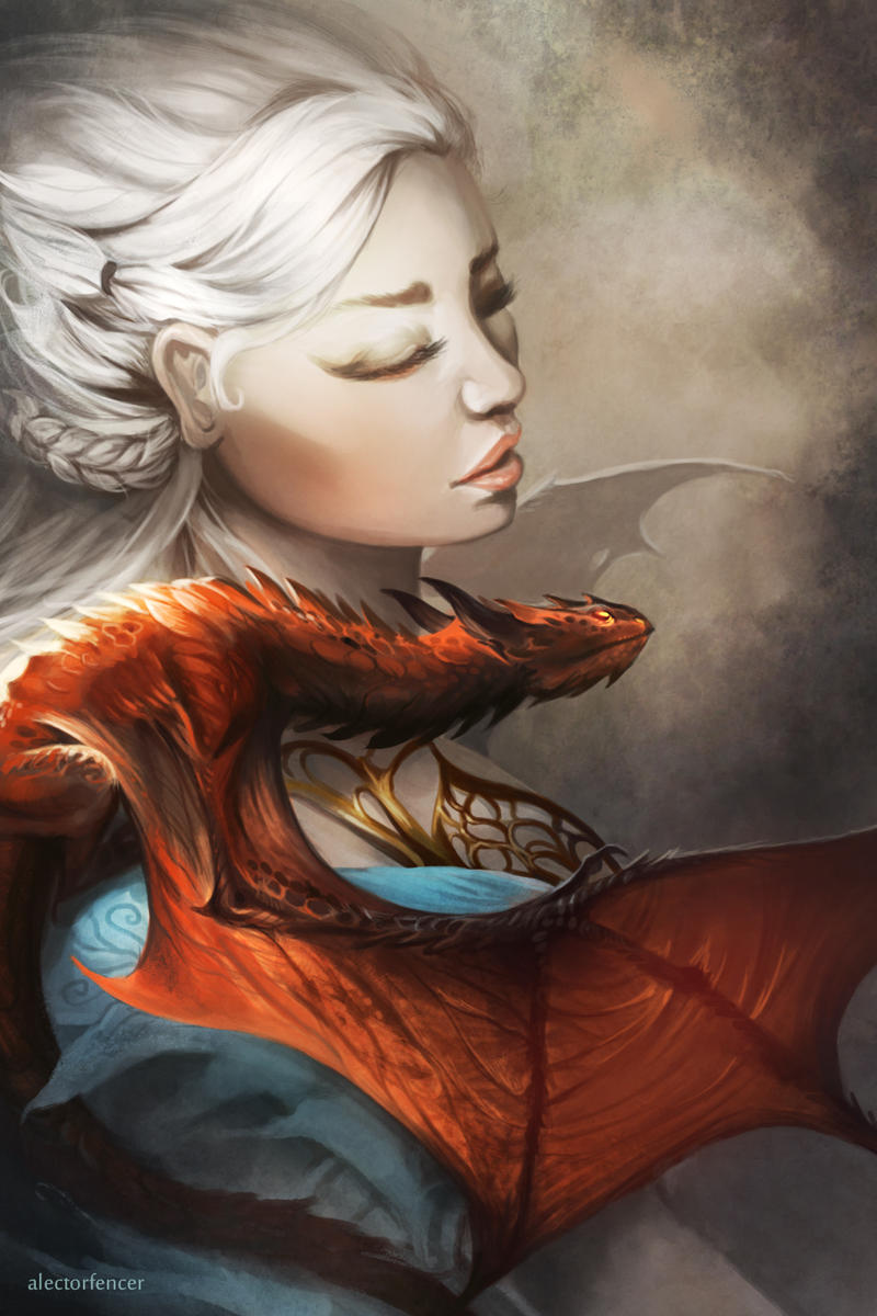 Companion by AlectorFencer