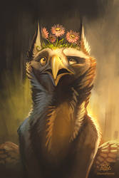 How to Make a Gryphon Shut Up by AlectorFencer