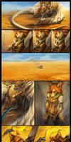 Myre - Relief Short Comic Strip