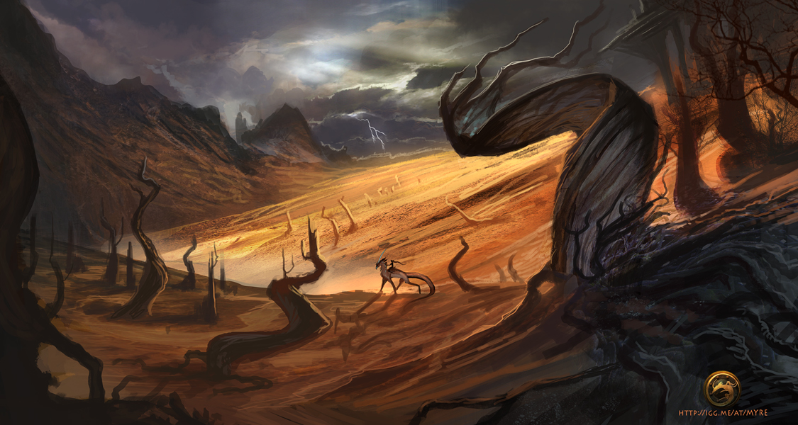 Lone Guardians by AlectorFencer