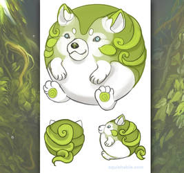 SQUISHABLE Plant Spirit!