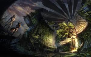 GREENWORLD by AlectorFencer