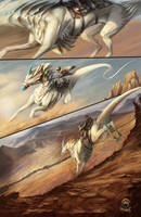 Myre - Traveling  page by AlectorFencer