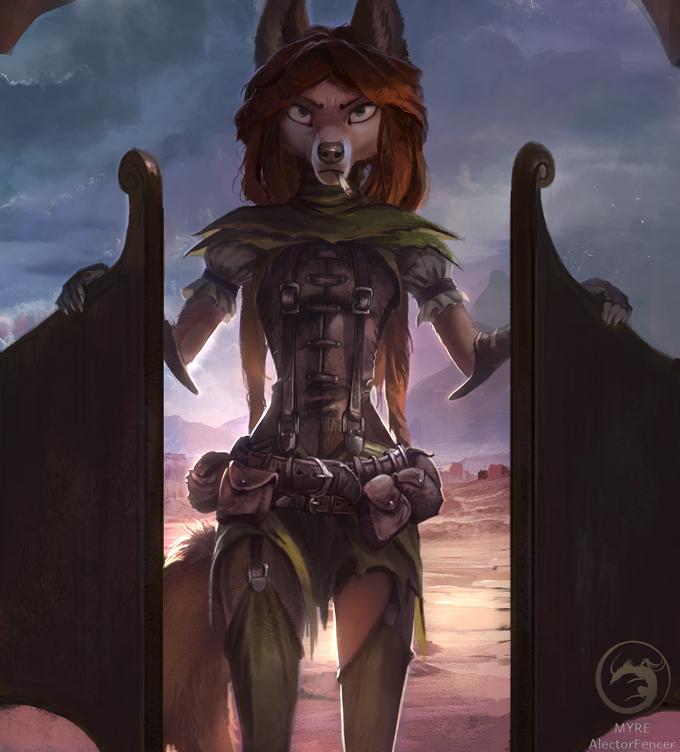 Myre - Ready Soon by AlectorFencer