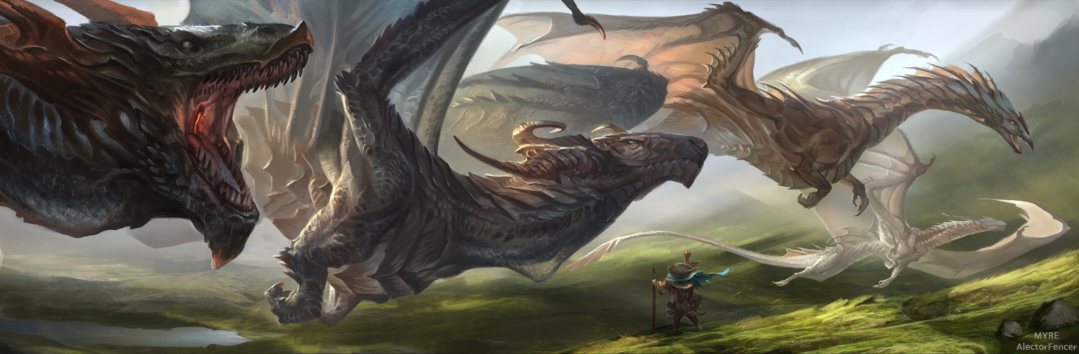 Myre - Let the Journey Begin by AlectorFencer