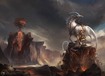 Myre - Chronicles of Yria Cover Full