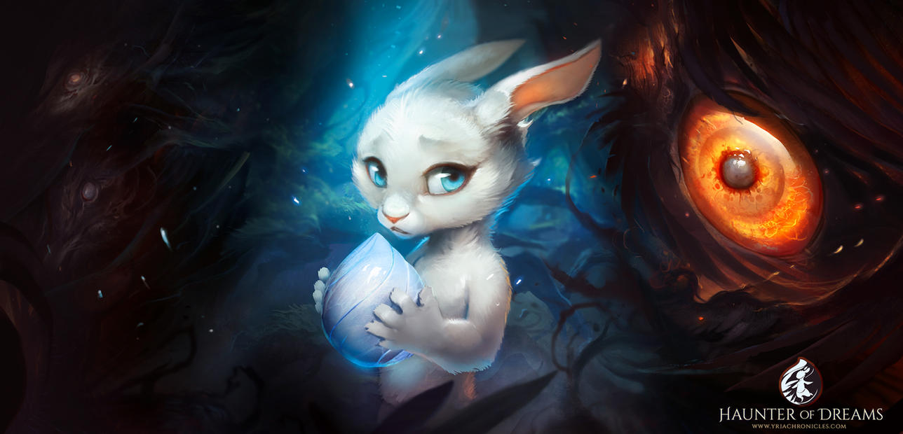 The Haunter of Dreams Revamp by AlectorFencer