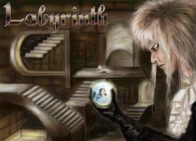 Labyrinth by edmona