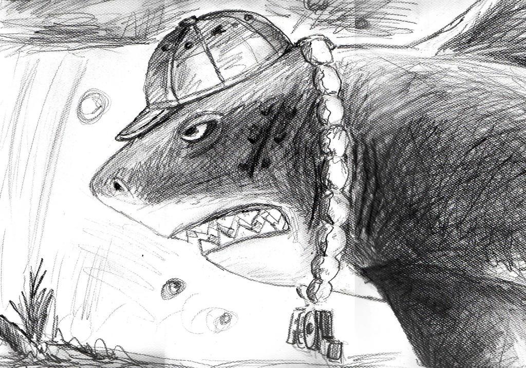 Hungry Shark Evolution - White Skark by CiervoAxis on DeviantArt