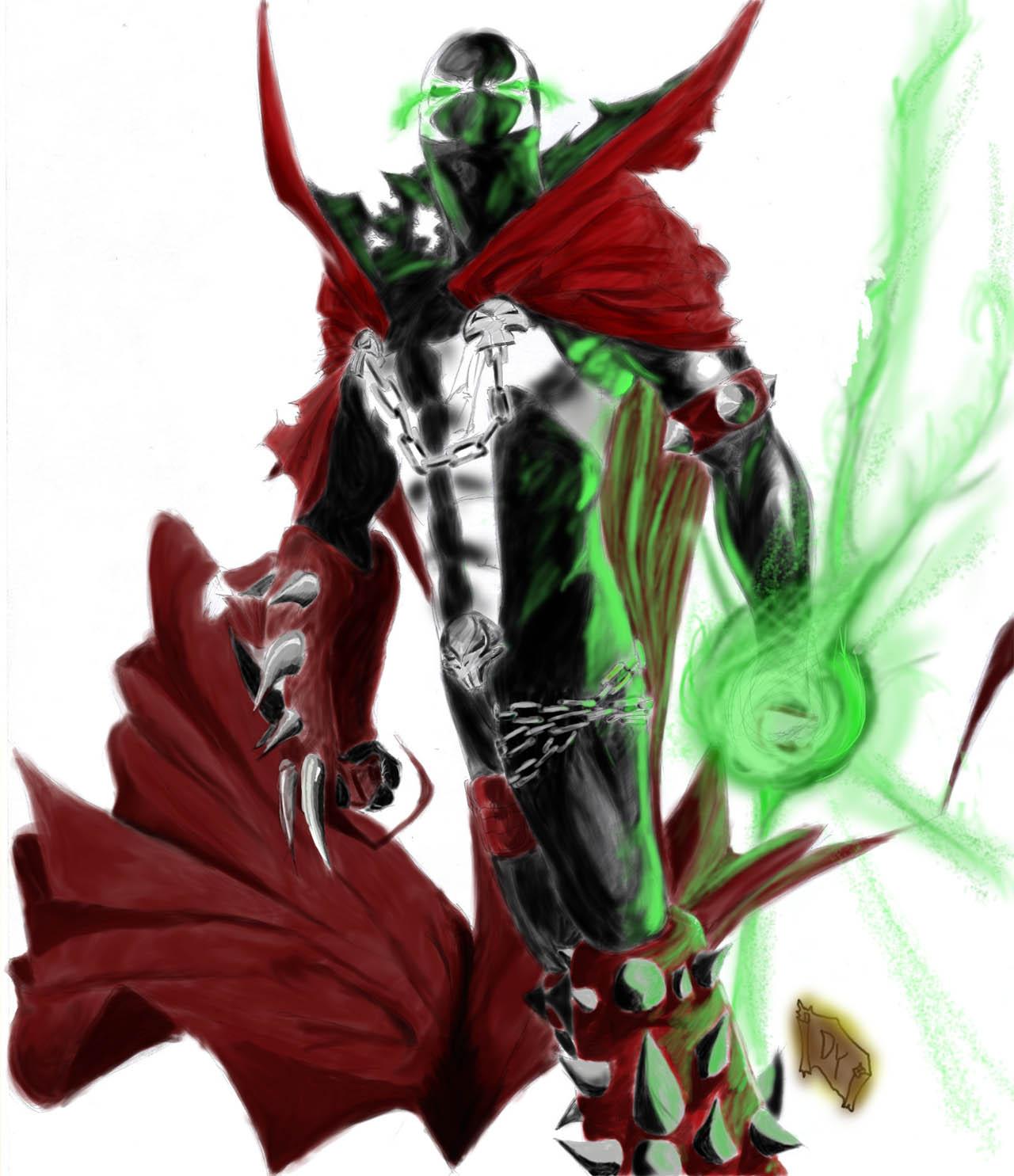 Hellspawn By Hellspawn343 On DeviantArt