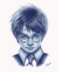 harry potter by xxdiestroxx