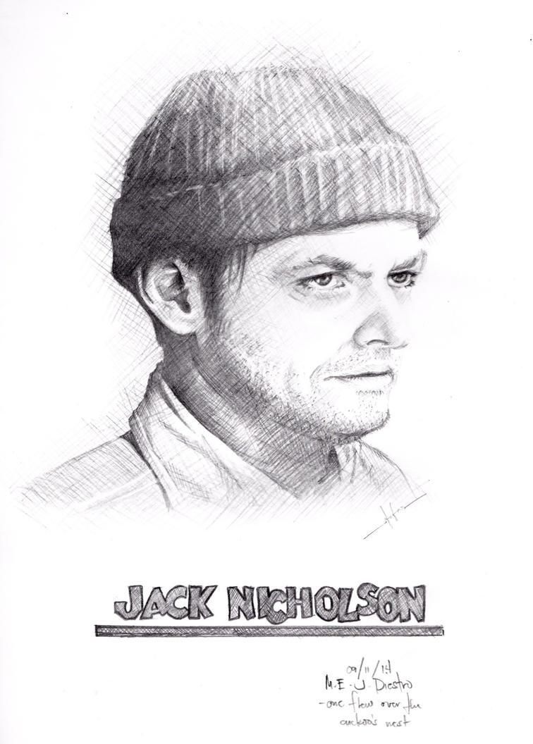 Jack Nicholson by xxdiestroxx