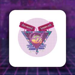 Official An-Naml Sticker Design