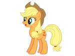 Shocked Applejack