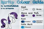 Rarity Colour Guide