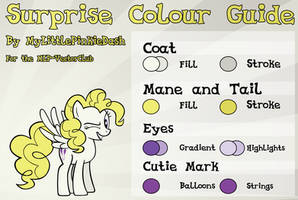 Surprise Colour Guide by Atmospark