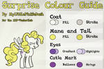 Surprise Colour Guide