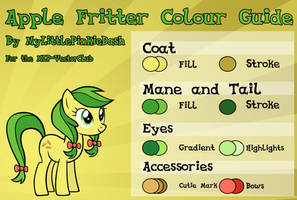 Apple Fritter Colour Guide by Atmospark