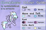 Cloudchaser Colour Guide