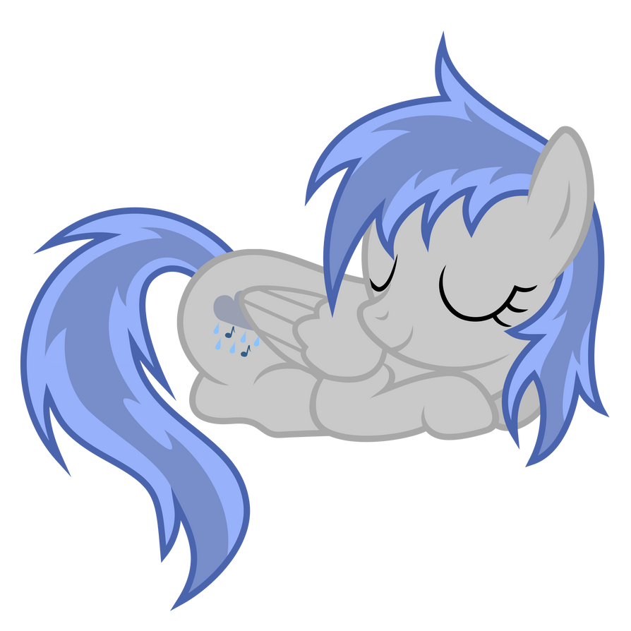 Sleepy Silver by Atmospark