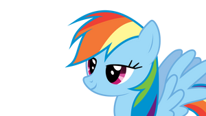Vector Challenge - Rainbow Dash