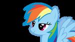 Vector Challenge - Rainbow Dash