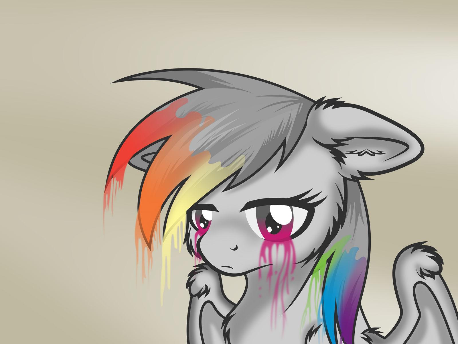 Colourless Rainbow by Atmospark