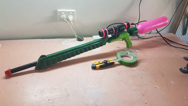 Scoped Splat Charger