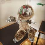 Sabertooth Tiger Marionette