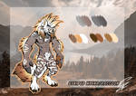 Raccoon/Hyena Adopt [Closed]