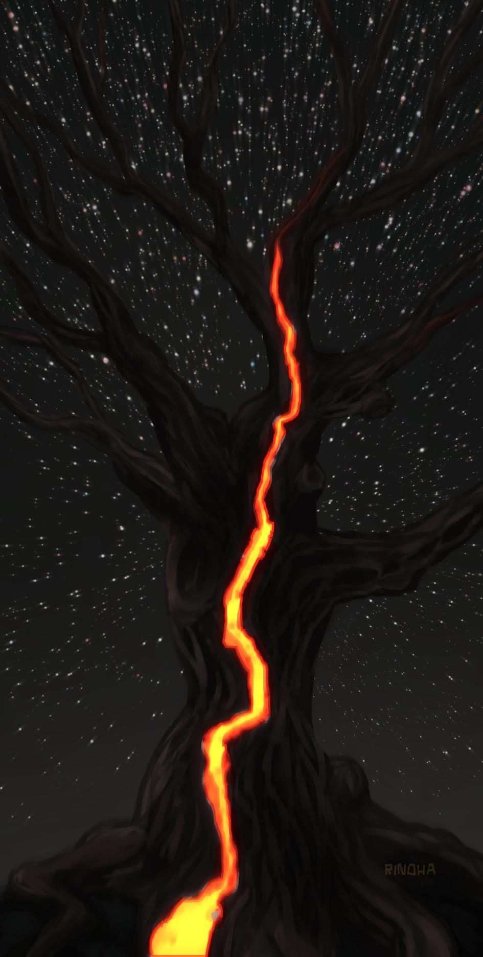 Dead Tree by RinkaManoha